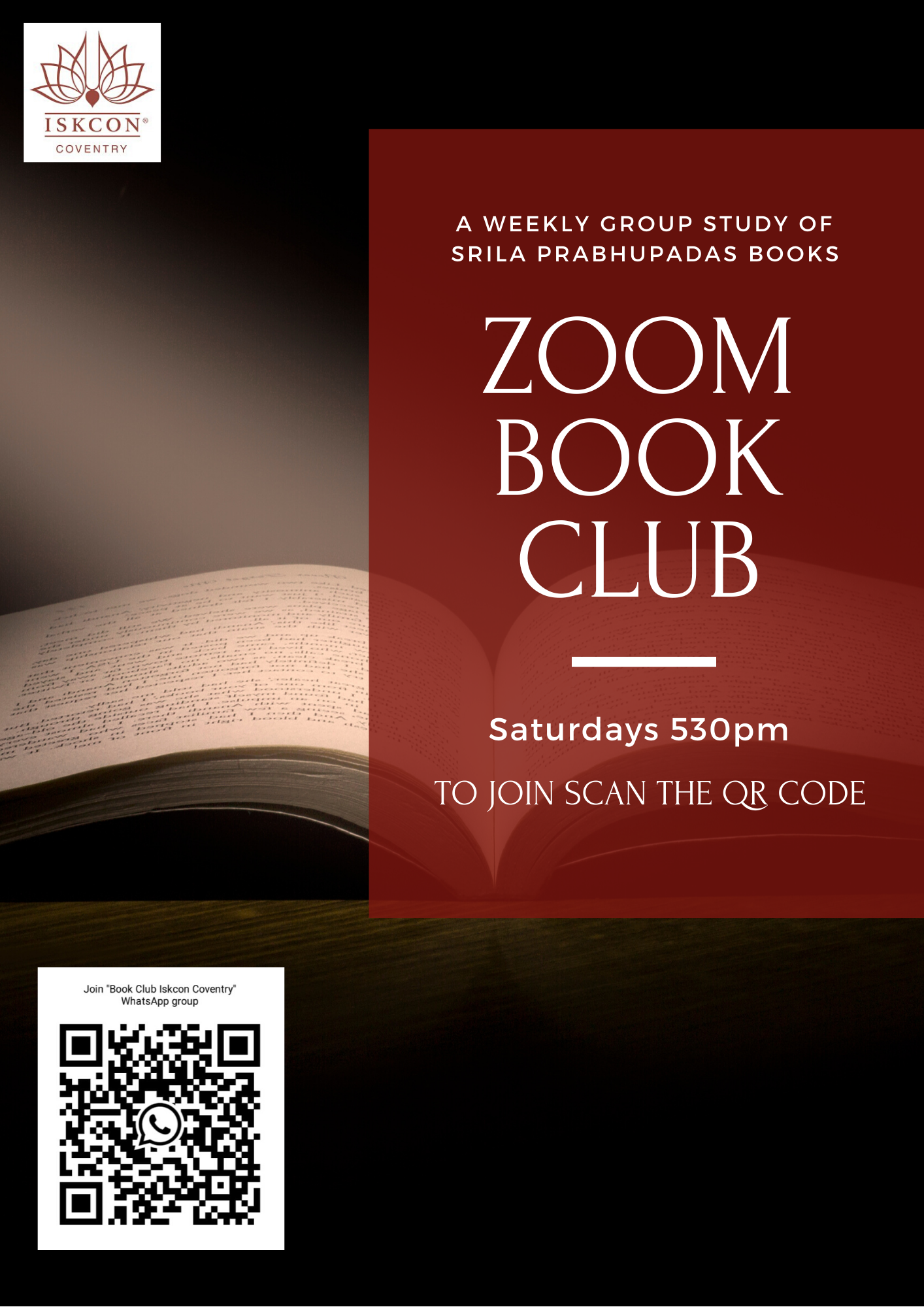 Virtual Book Club
